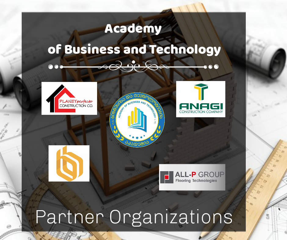 Construction Manufacturer – Partner Organizations