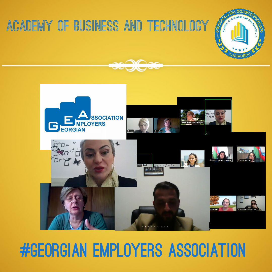 Georgian Employers' Association (GEA) meeting