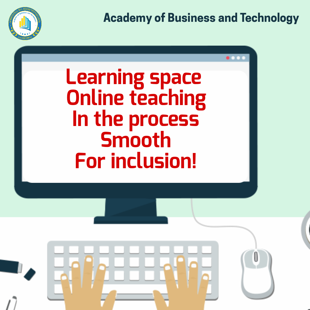 Learning space for online teaching